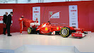 Reveal Ferrari F2012 with Massa & Alonso