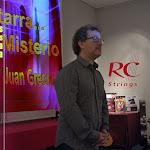 """Conferencia """"La Guitarra: Magia y Misterio"""" a cargo de Juan Grecos… reflexiones sobre su Magia y su Misterio despiertan un mayor reconocimiento de este maravilloso instrumento."""