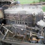 Breda Militärzugmaschine mit Winde Bj 38
