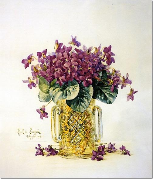 Advent - Starlight violets
