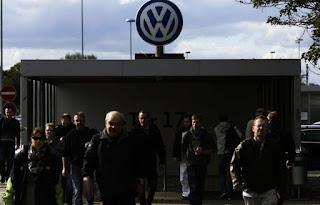 Scandale Volkswagen: Une cinquantaine de salariés sont passés aux aveux