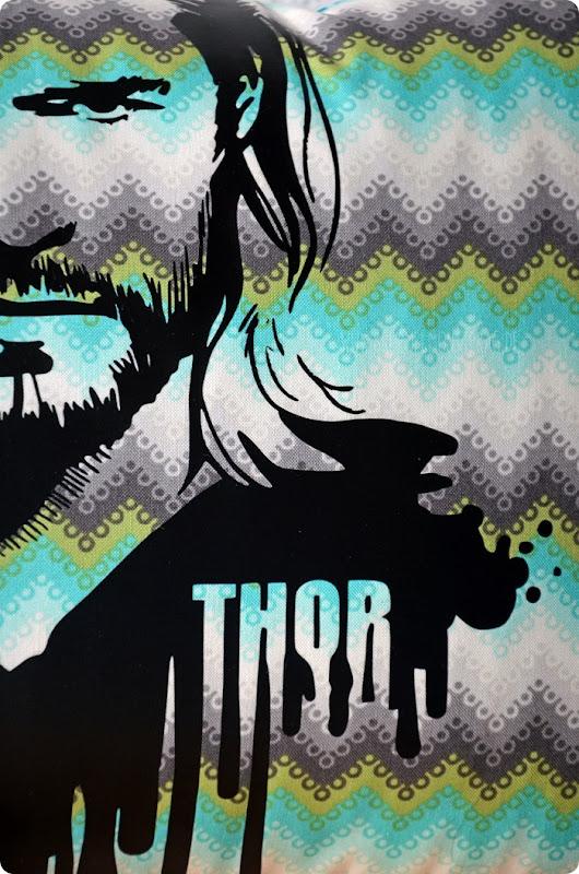 Thor (07) Marvels Avengers auf Chevron für die weltbeste Beste