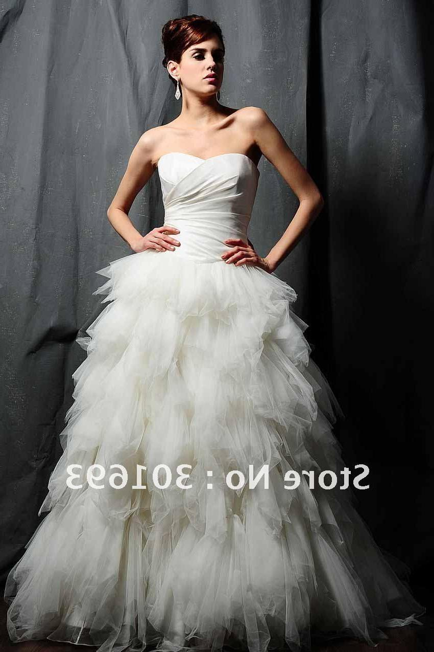 Free Shipping OW1216 Ball Gown