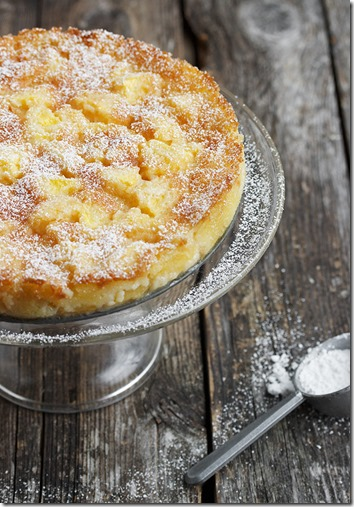 Summer Peaches and Cream Cake Recipe - Yummy! This delicious recipe is a must try this summer!