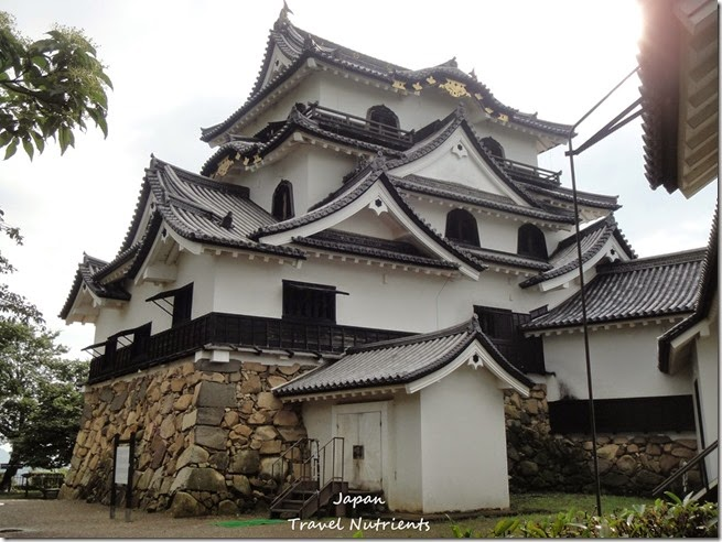 日本滋賀彥根城天守閣 (40)