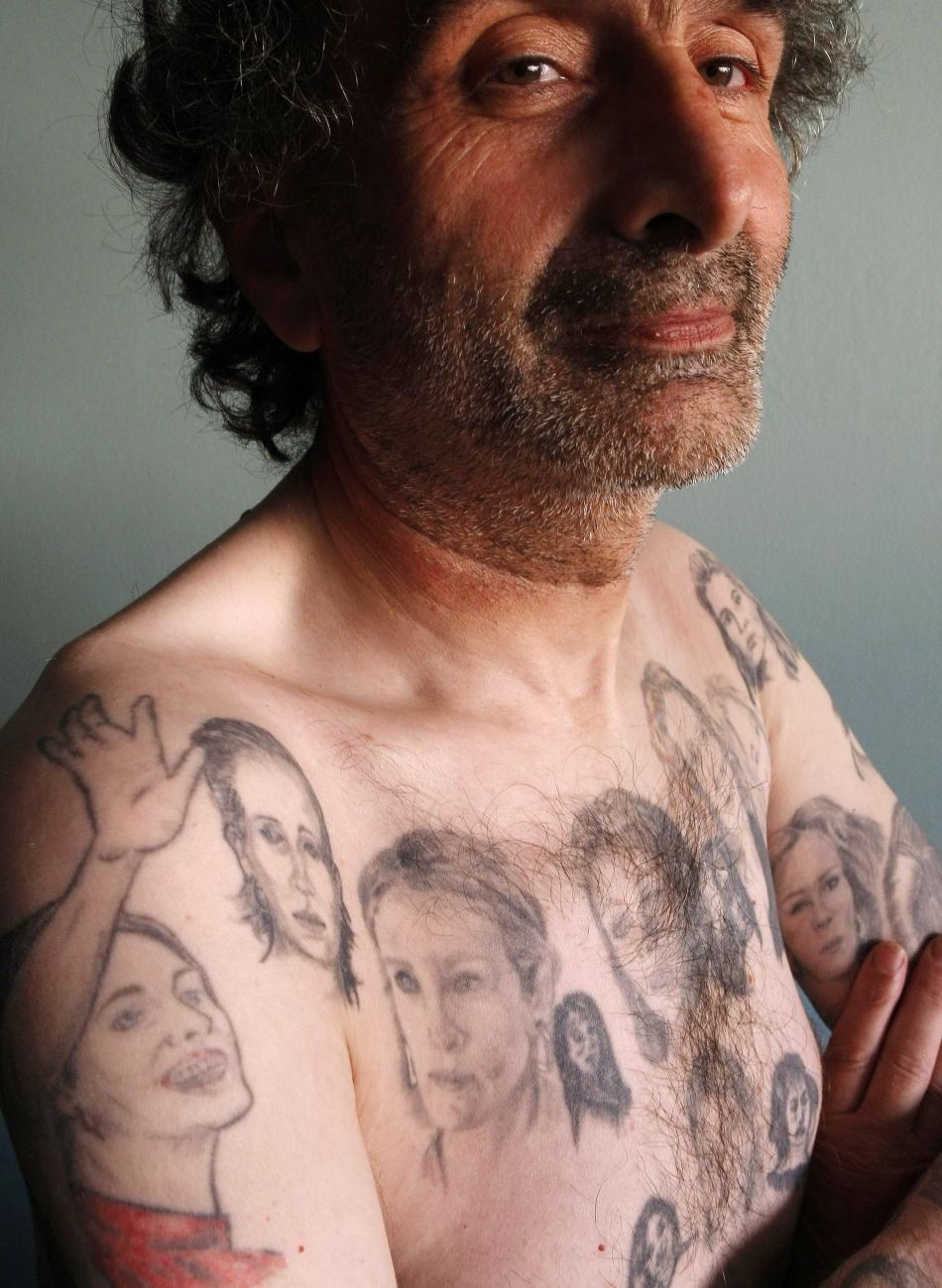 Tattoo Tuesdays: 25 Tattoos Of