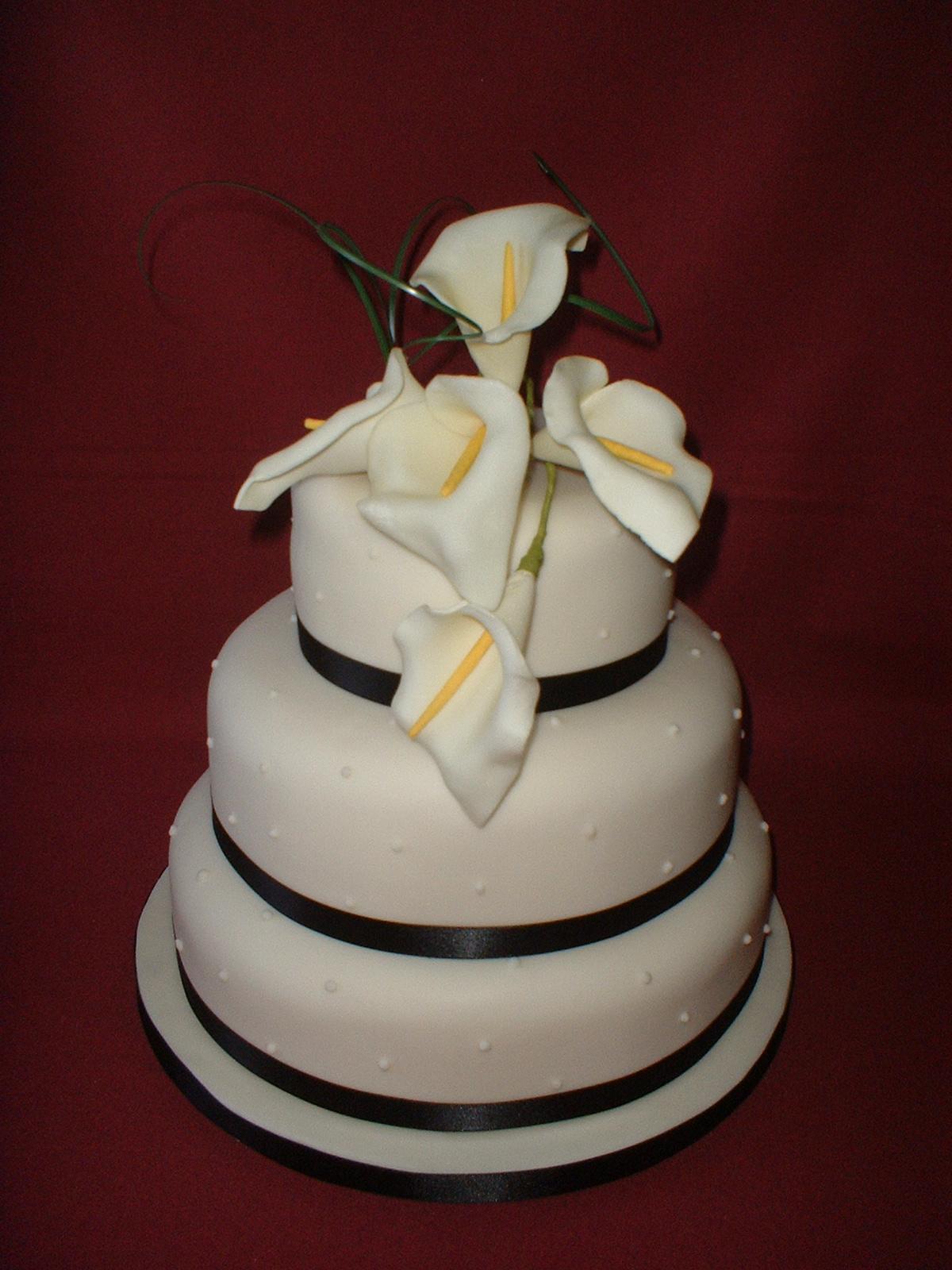 Debsz s blog Calla Lily Wedding