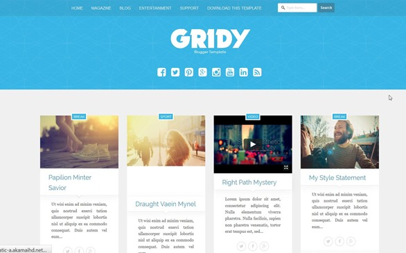 gridy-template