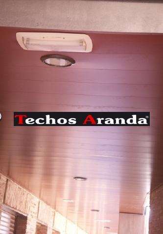 Techos en Palomeras bajas Madrid