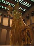 Inside the Parthenon replica in Nashville TN 09032011f