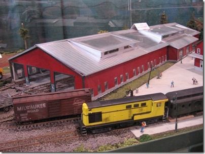 IMG_0944 Northwest Railway Museum HO-Scale Diorama at the WGH Show in Puyallup, Washington on November 21, 2009