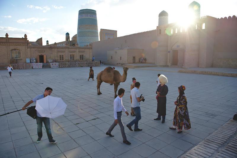 Fotografie de nunta in varianta uzbeca.