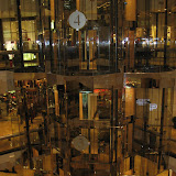 Inside Water Tower Place in downtown Chicago 01142012b
