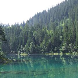 by Serguei Ouklonski - Landscapes Waterscapes ( water, forest, rock, lake, travel, landscape )