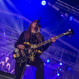 Tribulation au Hellfest 2015