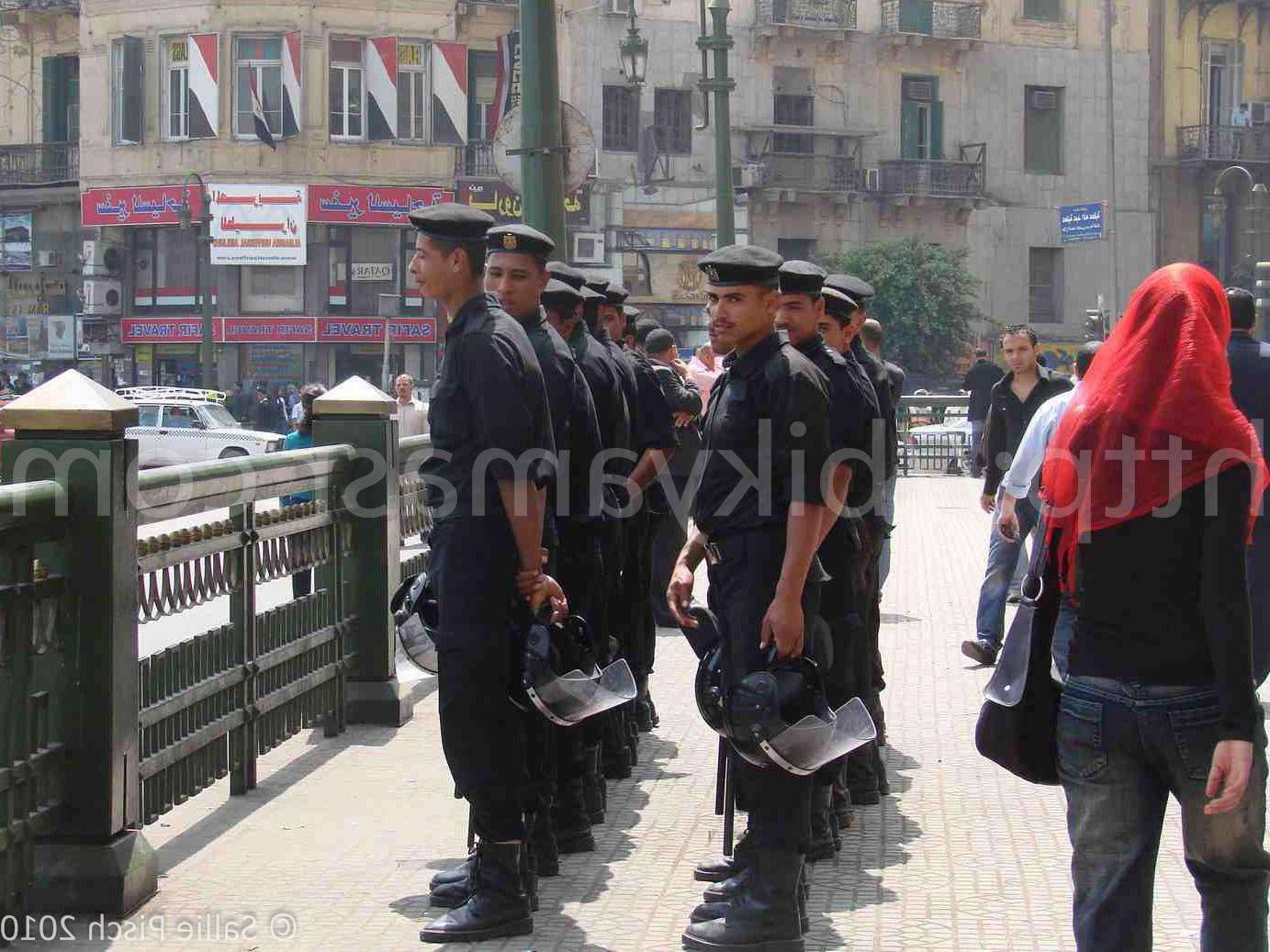 CAIRO: A 49-year-old Egyptian