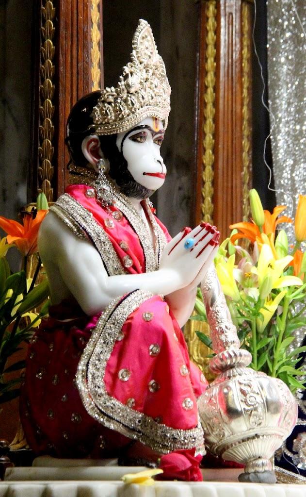 ISKCON Juhu Mangal Deity Darshan 14 Jan 2016 (18)