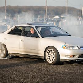 JZX90 Drift by Mike Newland - Sports & Fitness Motorsports ( car, 1jz, drift, motorsport, toyota )