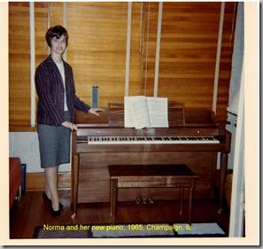 new piano 1965
