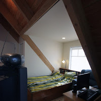 Teenage bedroom (Foto by Ted Grant)