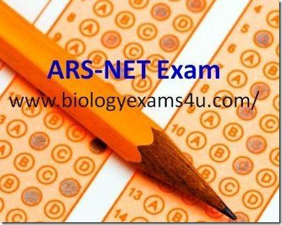 ARS NET EXAM  2015