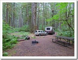 Klahowya N.F. Campground