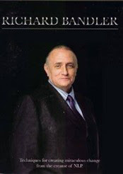 Cover of Richard Bandler's Book Amnesia Negation.mp3