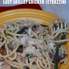 Weight Watchers Easy Chicken Tetrazzini