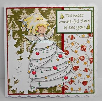 Lorraine C. - Christmas tree