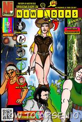 Actualización 20/04/2015: New Ideas - La revista independiente nos trae el número 14 con 5 historias