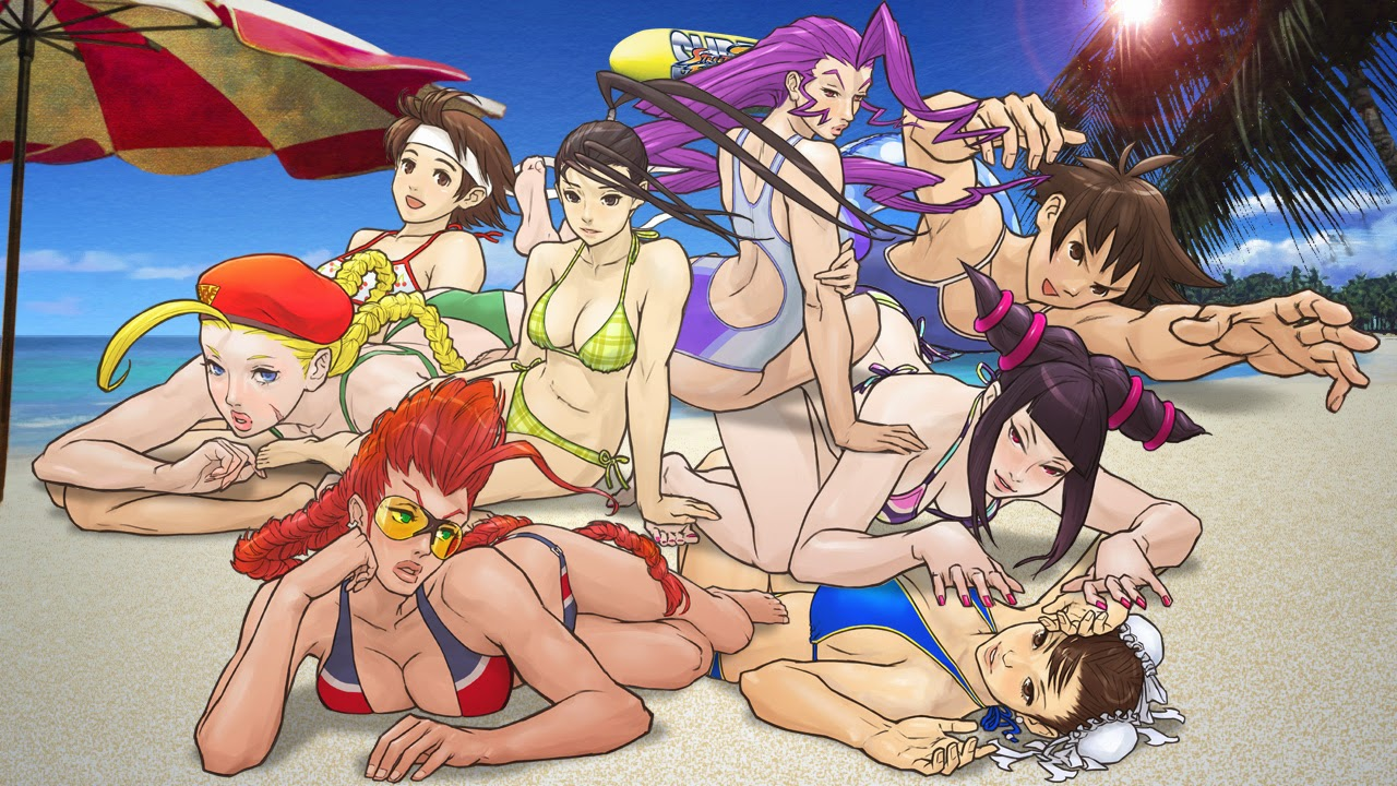 Street fighter sex pics and videos anime gallery