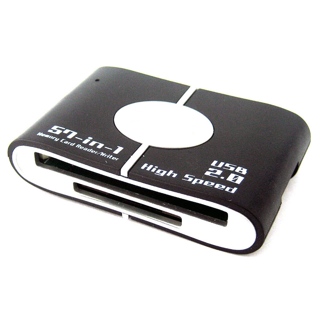 High Speed USB  All  One Card Reader