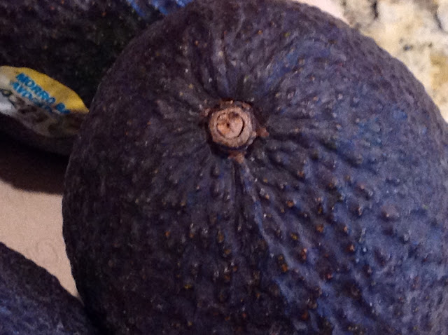 How I pick the perfect ripe avocado