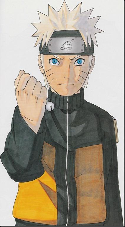 Naruto Artbook 3_841840-0019
