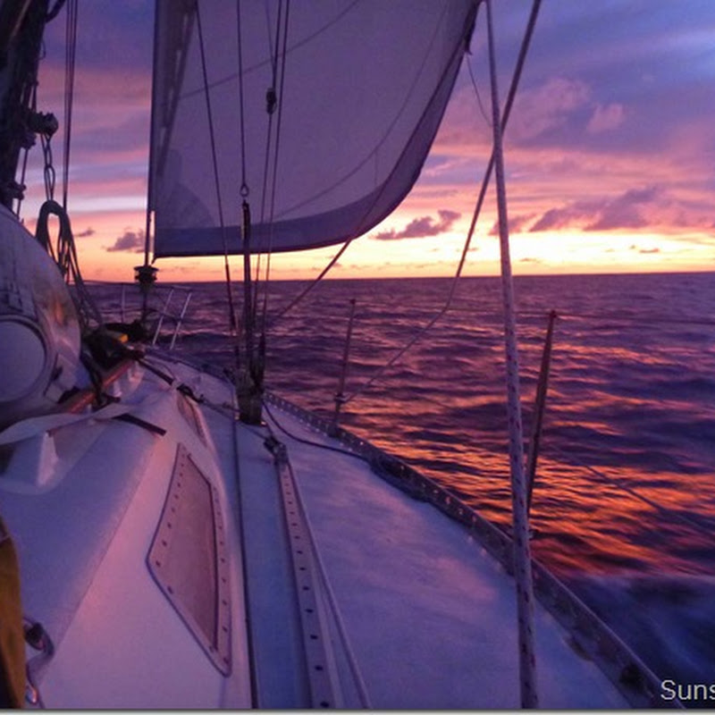 Passage: Fiji to Nouvelle Caledonie