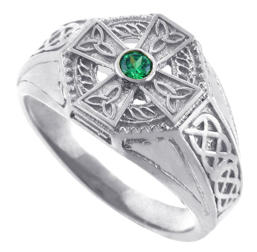 celtic rings for men