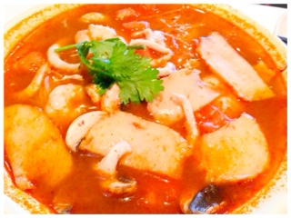 Gourmet Malaysia tom yum