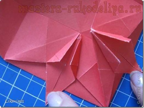 flor de pascua origami (24)