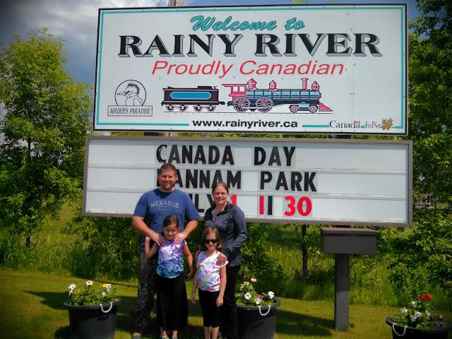 Rainy River Canada