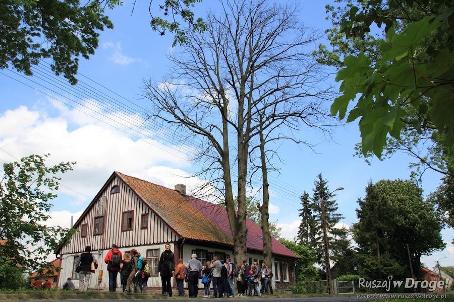 Stara Kościelnica - zwiedzanie miejscowości