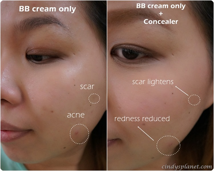 klairs bb cream review11