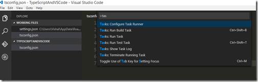task-runner-vs-code