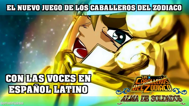 Así sería 'Los Caballeros del Zodiaco: Alma de Soldados' con las voces en español Latino!!!
