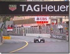 Hamilton conquista la pole del gran premio di Monaco 2015