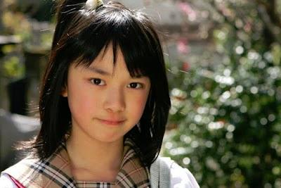 Tomoe Yamanaka 9 years old