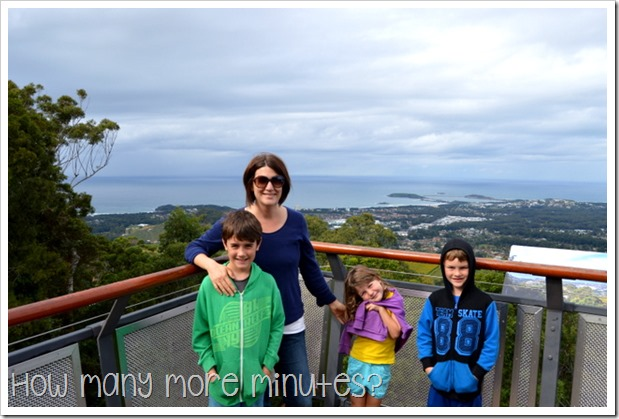 Sealy Lookout, Coffs Harbour | How Many More Minutes?