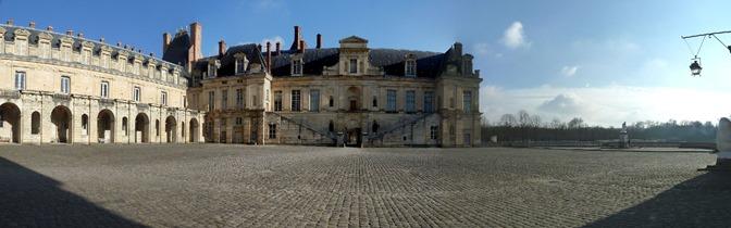 Cour de la Fontaine