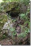 In sinkhole