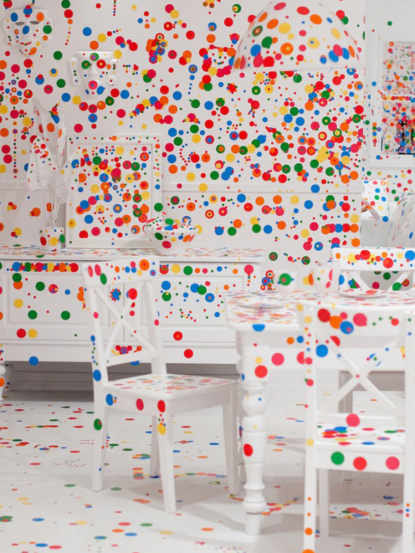 The obliteration room 5