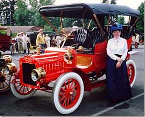 1906 Mason car